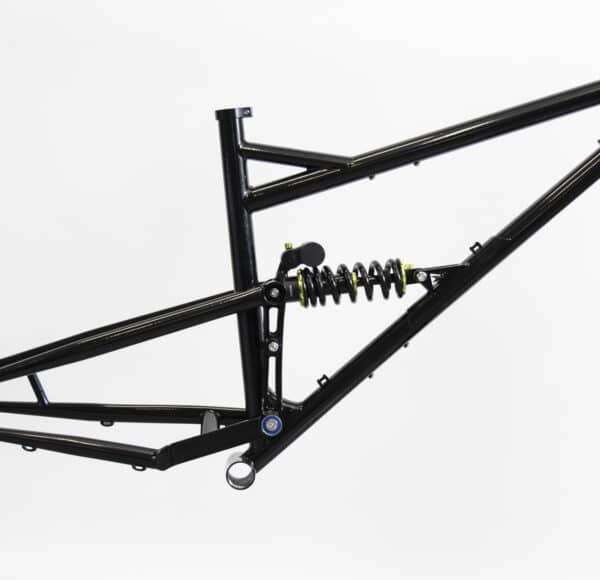 Steel Frame Mountain Bike Enduro MTB
