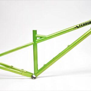 Steel Hardtail Mountain Bike Frame Hardcore Hardtail