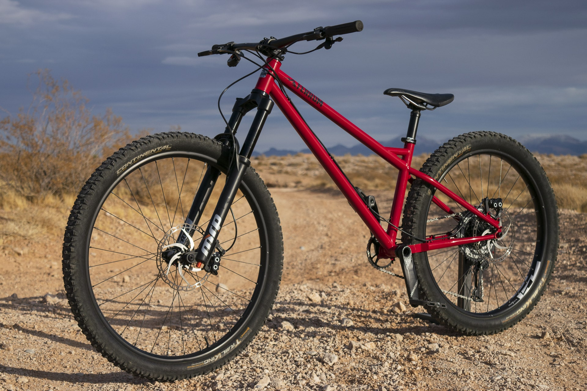 Best Enduro Hardtail MTB Mountain Bike