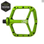 OneUp Aluminum MTB Pedals - Green