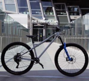 Steel hardtail mountain bike hardcore hardtail mtb