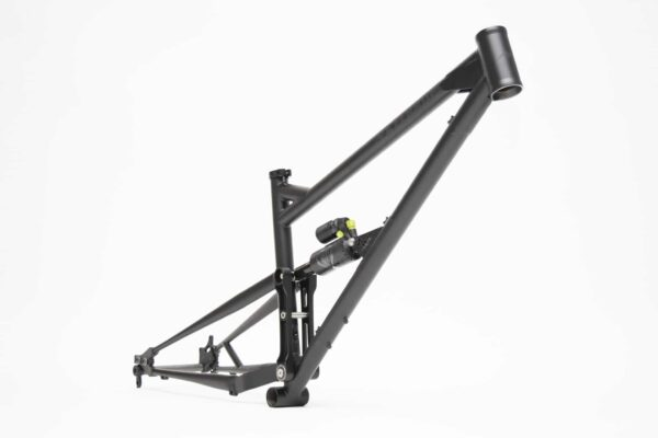 Steel Full Suspension MTB