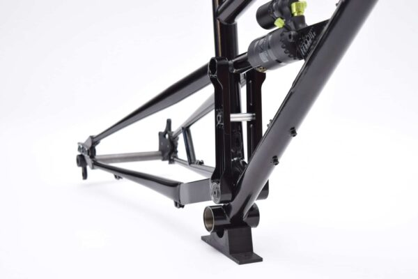 Chromoly Full Suspension Mountain Bike LV145 Rear Travel-Internal-Cable-Routing