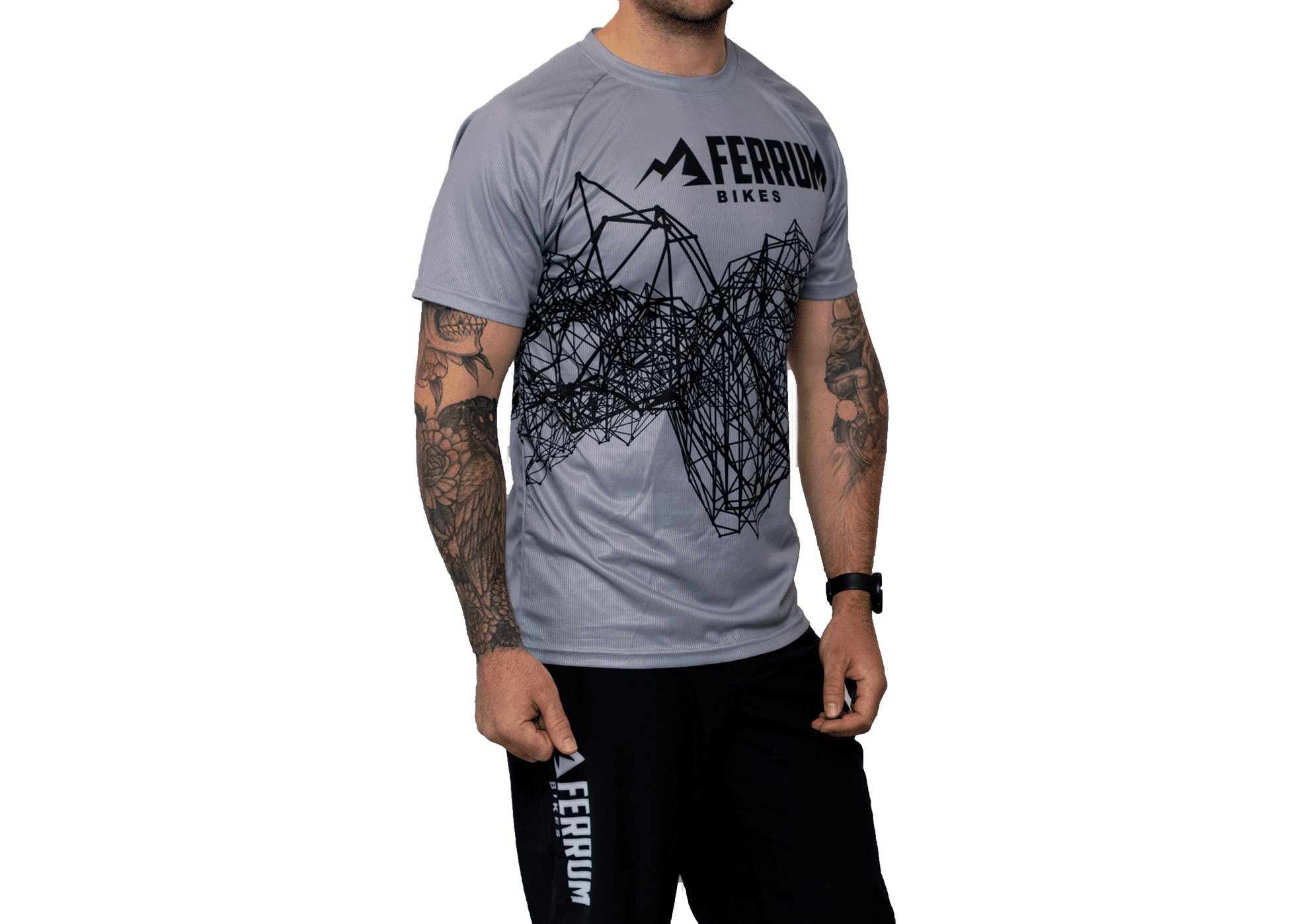 Mountain Bike Riding Jersey Shirt