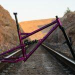 Steel Full Suspension MTB