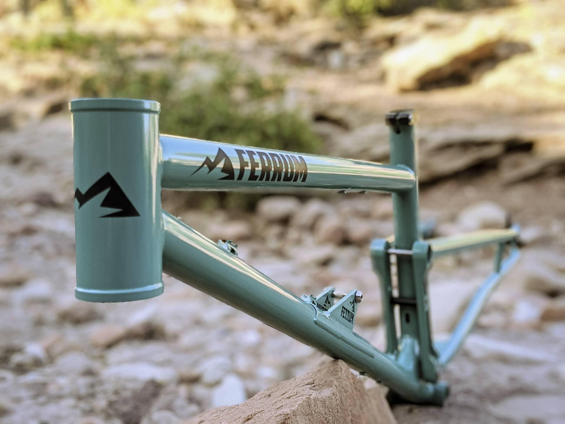 Best Steel 29er Mountain Bike Frame