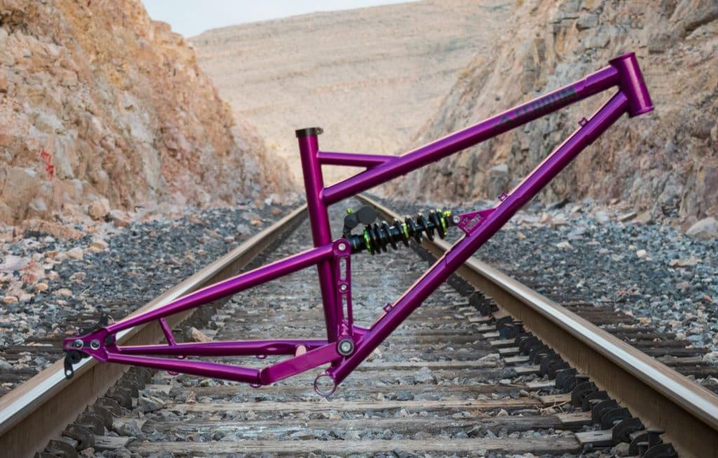 best steel mountain bike frame