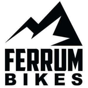 Steel full suspension mountain bikes logo