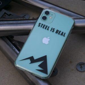 Steel Is Real Phone Case Steel Full Suspension